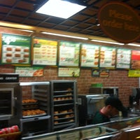 Photo taken at SUBWAY by Slink M. on 11/30/2012