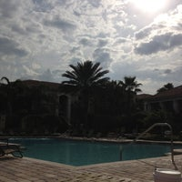 Photo taken at Camden World Gateway Pool by Kyle S. on 4/17/2013