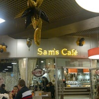 Photo taken at Sam's Café by David B. on 12/19/2012