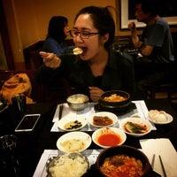 Photo taken at Cho Dang Tofu & BBQ by Moses S. on 12/5/2015
