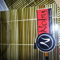 Photo taken at Nobu Sushi by Juan Carlos P. on 9/23/2012