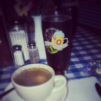 Photo taken at Scharfs German Restaurant und Bar by Scott S. on 9/14/2012