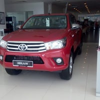 Photo taken at UMW Toyota Motor Sdn. Bhd. by Abd M. on 8/17/2016