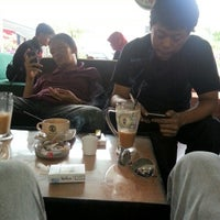 Photo taken at Coffee Toffee by panji a. on 9/20/2012