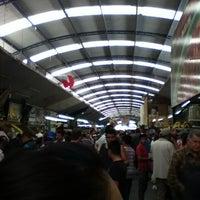 Photo taken at Mercado de Abastos by Ernesto C. on 2/17/2013