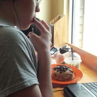 Photo taken at The Point Coffee & Bake Shop by Hillary K. on 7/24/2013