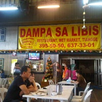 Photo taken at Dampa Sa Libis by Jelline S. on 11/25/2012