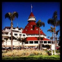 Photo taken at Beach Village at The Del by Matt B. on 3/31/2013