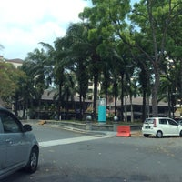 Photo taken at Peremba Square by Lee B. on 3/6/2014