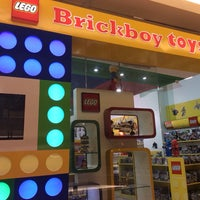 Photo taken at Brickboy Toys by Lee B. on 3/3/2014