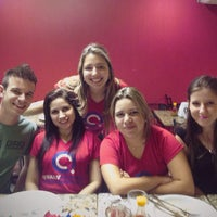 Photo taken at Mega Pizza by Rodrigo N. on 10/18/2013