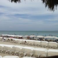 Photo taken at Playa El Paraíso by Luis M. on 9/5/2013