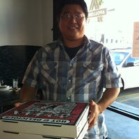 Photo taken at Apollonias Pizzeria by Linda Crespo D. on 10/14/2012