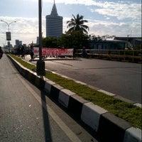 Photo taken at Jalan Urip Sumoharjo by Chakke Shake B. on 6/17/2013