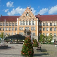 Photo taken at Náměstí ČSA by Jiri S. on 6/6/2016