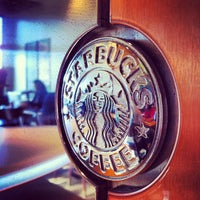 Photo taken at Starbucks by Gleb T. on 11/1/2012