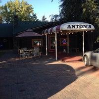 Photo taken at Anton's Restaurant by Ken S. on 10/1/2013