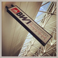 Photo taken at Baltimore / Washington International Thurgood Marshall Airport (BWI) by Paige on 1/19/2013