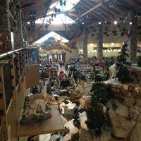 Photo taken at Cabela's by dakota c. on 1/1/2013