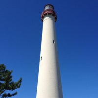Photo taken at Cape May Lighthouse by Vonatron L. on 9/7/2013