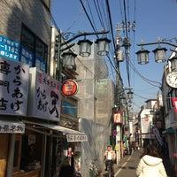 Photo taken at 山下商店街 by Yoshikazu K. on 2/1/2013