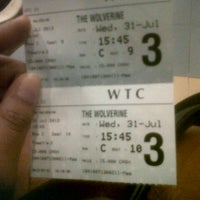 Photo taken at WTC Serpong 21 by Nur Hanifah W. on 7/31/2013