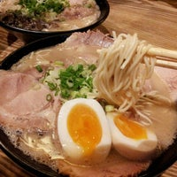 Photo taken at Ramen Champion by FoodyTwoShoes on 11/27/2012