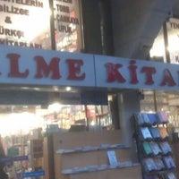 Photo taken at Palme Kitabevi by Tony B. on 11/30/2012