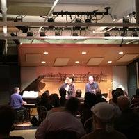 Photo taken at Jazzschool by Eduardo C. on 1/19/2015