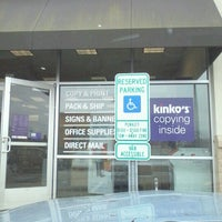 Photo taken at FedEx Office Print & Ship Center by A Rose R. on 12/7/2012
