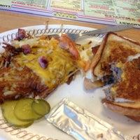 Photo taken at Waffle House by WhitneyGenea on 7/12/2013