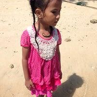 Photo taken at Pantai Sendang Biru by Charina N. on 12/26/2015
