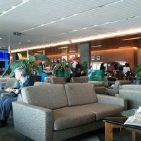 Photo taken at Air New Zealand Koru Lounge by CJ R. on 11/17/2012