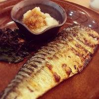 Photo taken at OOTOYA (โอโตยะ) 大戸屋 by iLluSioNniK T. on 10/20/2012