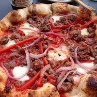 Photo taken at Pizzeria Delfina by Travelingjoe on 6/1/2013