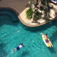 Photo taken at Karon Sea Sands Resort Phuket by Valeriя A. on 1/13/2014