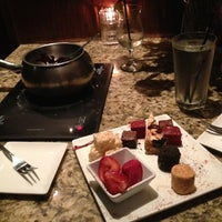 Photo taken at The Melting Pot by Michael T. on 2/13/2013