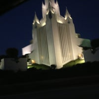Photo taken at San Diego California Temple by José Adrián M. on 6/17/2013