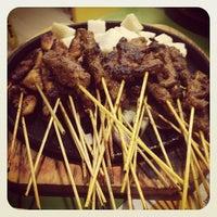 Photo taken at Rasa Rasa Muslim Thai Seafood Restaurant by Ridhwan L. on 2/13/2013