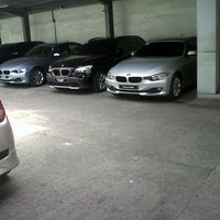 Photo taken at Autohaus BMW by John D. on 1/17/2014