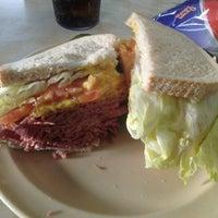 Photo taken at Moon's Sandwich Shop by J.V.R.#2 on 5/18/2013