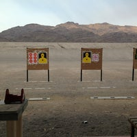 Photo taken at Clark County Shooting Park by Brian W. on 7/7/2013
