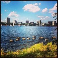 Photo taken at The Esplanade by Maddie R. on 7/4/2013