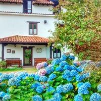 Photo taken at Posada Rural La Charola by Oscar R. on 7/26/2014