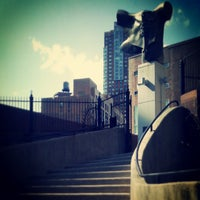Photo taken at Borough of Manhattan Community College (BMCC) by Darius A. on 3/21/2013