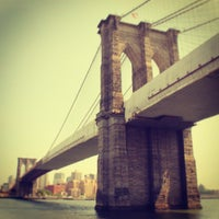 Photo taken at East River Esplanade by Darius A. on 6/22/2013