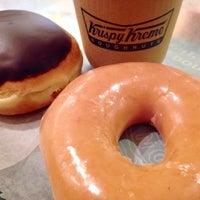 Photo taken at Krispy Kreme by Joe I. on 3/4/2013