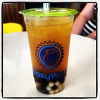 Photo taken at EasyWay Tea by Jazmine H. on 4/8/2013