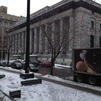 Photo taken at Palais de justice de Montréal by Johnson Kenneth K. on 2/25/2013