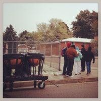 Photo taken at Garry Berry Stadium by Tabitha C. on 10/18/2013